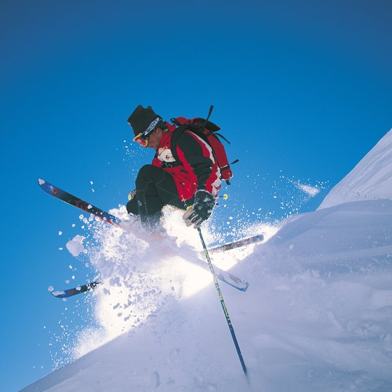 Proper gear keeps you warm while maintaining your flexibility on the slopes.