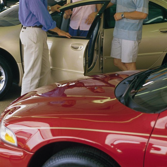 Car dealers can deduct vehicle sales to other dealers from taxes.