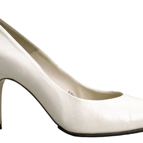 Learn some guidelines before you require heels at work.