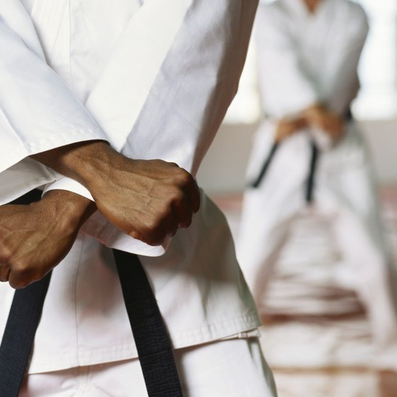Regular practice is essential to losing weight via martial arts.