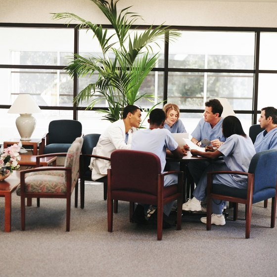 Focus groups are informal, yet effective ways to get input from your employees.
