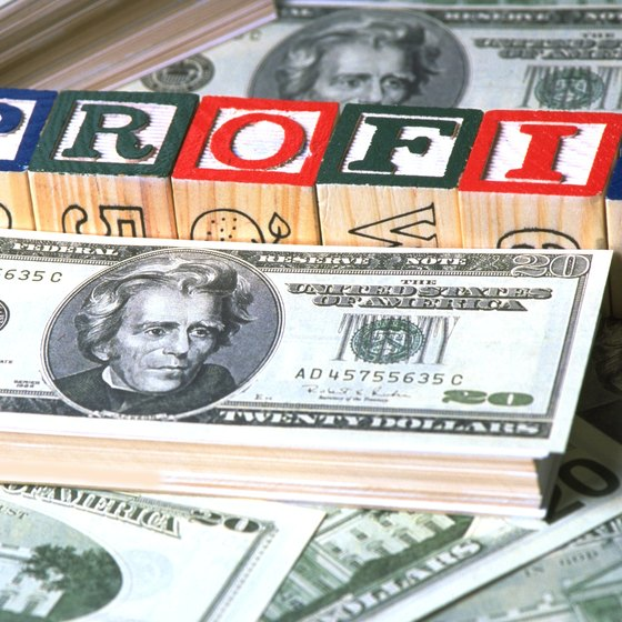Governments do not declare profits at the end of the year.