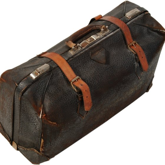 Consider using a luggage shipping service to send your bag.