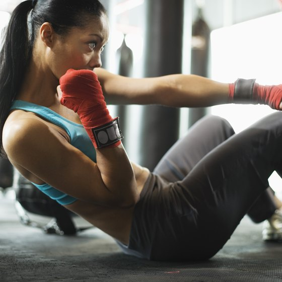 Strength-training exercises help you gain muscle and maintain it.