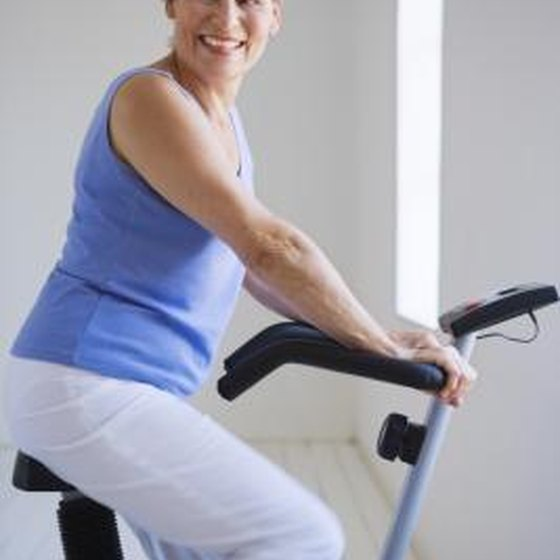 Does Using An Exercise Bike Help Burn Belly Fat Healthy