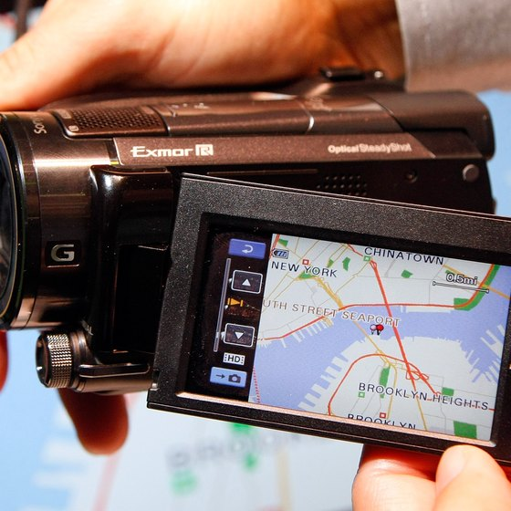 Yes, you can transfer files to your Sony Digital Handycam.