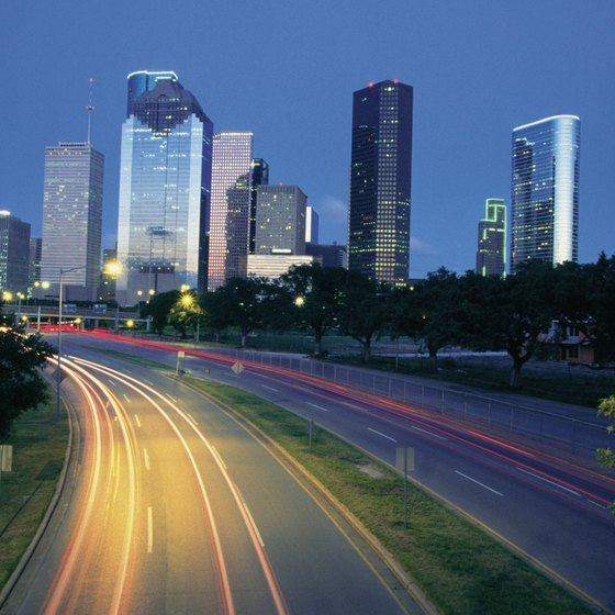 Navigate Houston-area toll roads easier with an EZ TAG.
