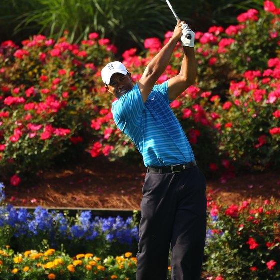 Proper Shoulder & Hip Rotation in the Golf Swing | Healthy