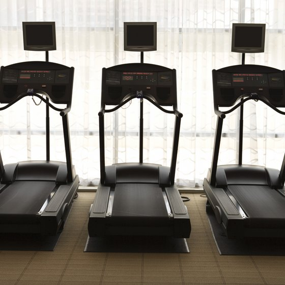 The treadmill can be an effective fat-burning tool.