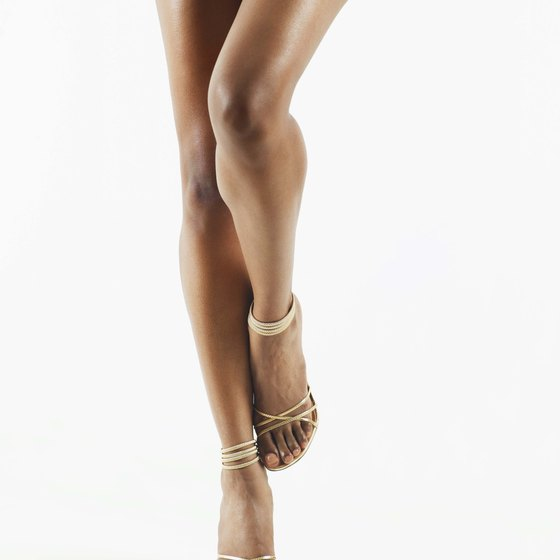 Shapely legs not only look good, they're healthy.