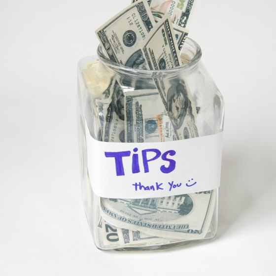 """Rules"" for tipping in Jamaica are less consistent than they are in the United States."