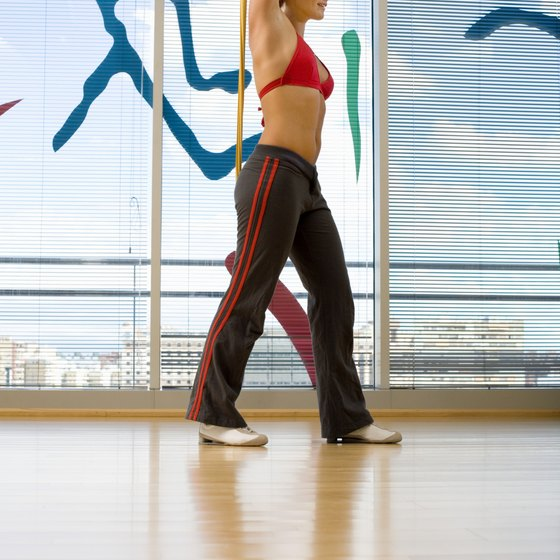 Heavy band workouts enhance sport-specific skills.