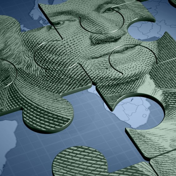 Approach your financing strategy like a puzzle.