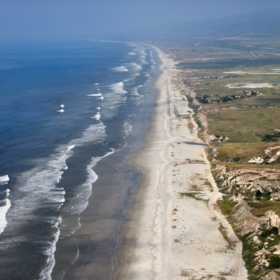 Buena Park is close to some of Southern California's best beaches.
