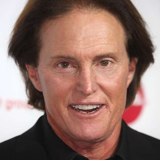 Bruce Jenner set a decathlon record, scoring 8,634 points in 1976.