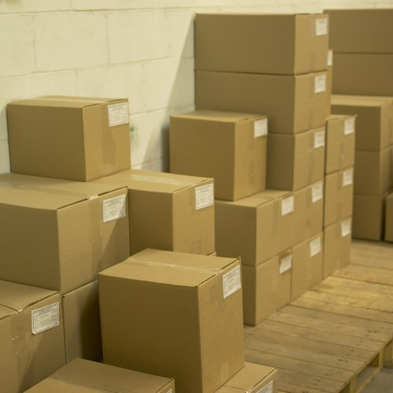 Shipments to distributors should be neatly packaged and clearly marked.