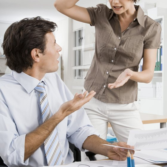 Using an appropriate conflict management style can defuse a bad workplace situation quickly.