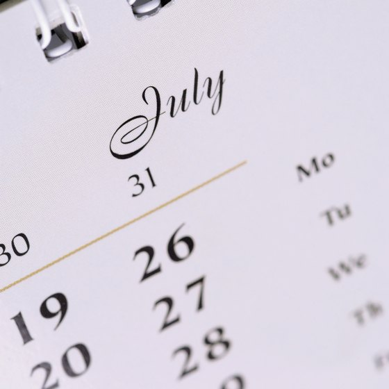 Selling photos to calendar companies is highly competitive, so research your market before submitting.