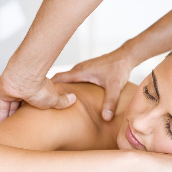 Massage relieves muscle tiredness by reducing inflammation.