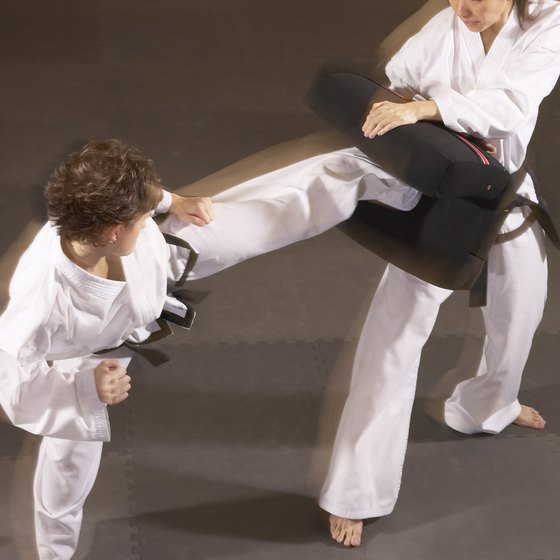 Taekwondo, which is an Olympic sport, benefits your mind and body.