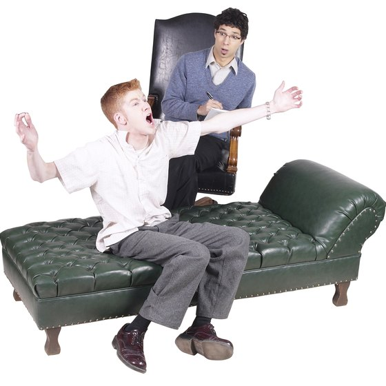The psychiatrist's couch in your office is deductible.