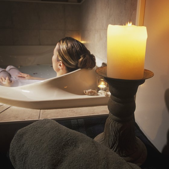 """""""More bath time"""" is a benefit, whether or not Epsom salt improves the experience."""