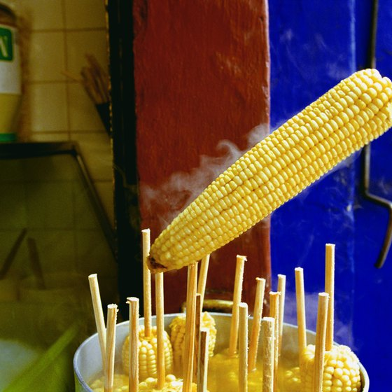 The Sun Prairie Sweet Corn Festival serves more than 75 tons of corn each year.