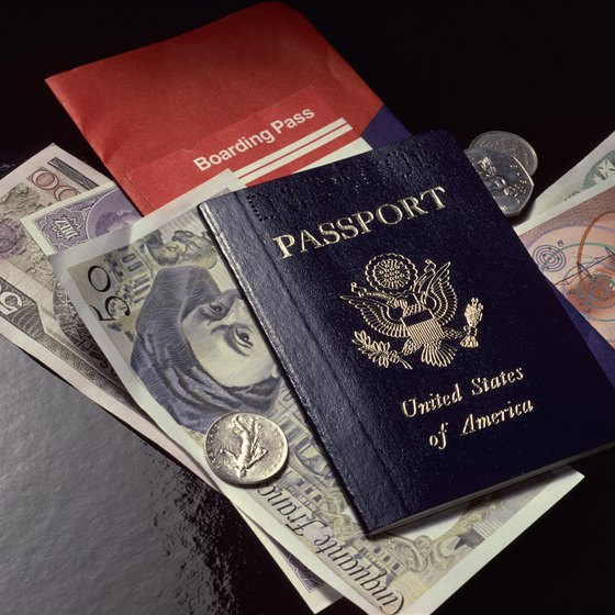 A valid passport is one of the documents you'll need to travel overseas.