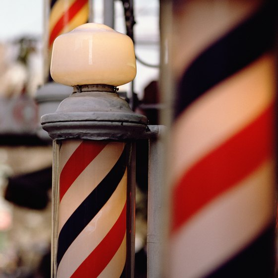 Barber shops are enjoying a growth period.
