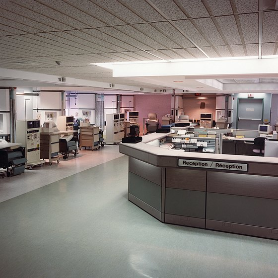 OSHA regulations protect workers in hospitals and other health care facilities.