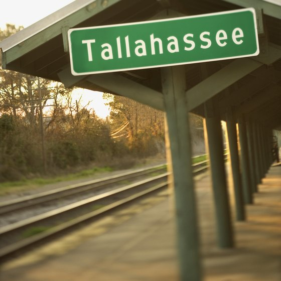 There are a variety of RV resort parks in Tallahassee.