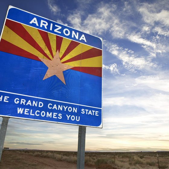 Arizona offers diverse scenic drives and tourist spots along its many highways.