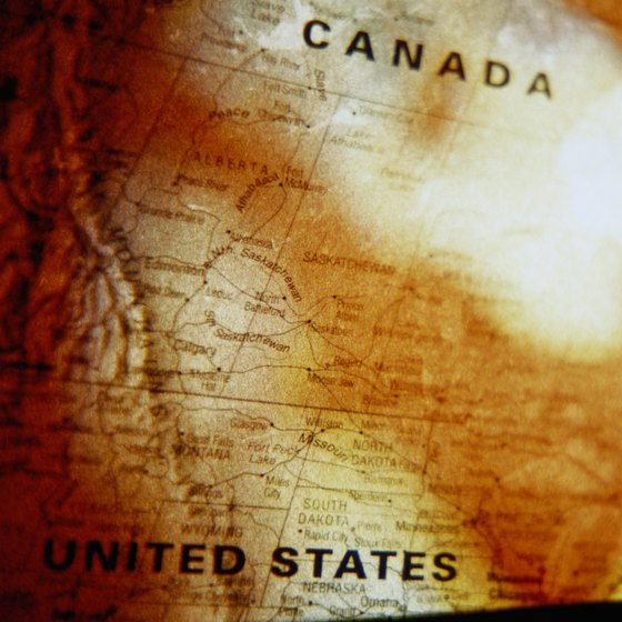 Crossing into Canada on foot is legal and relatively common.