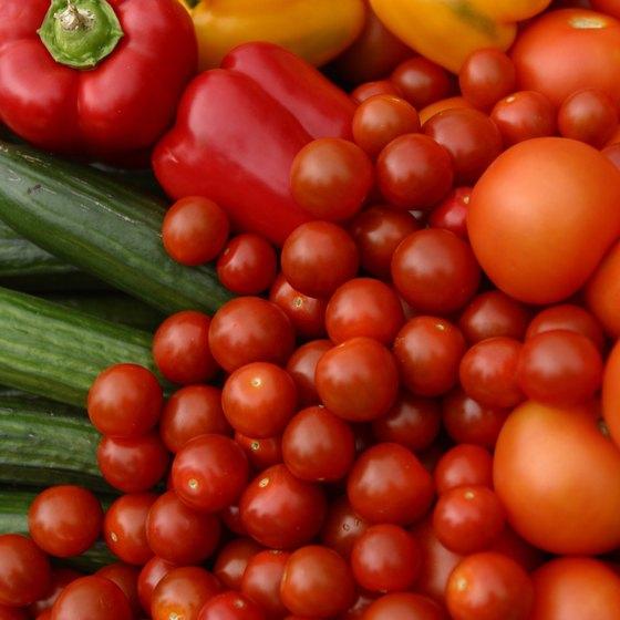 Low-calorie, high-fiber veggies satisfy hunger.