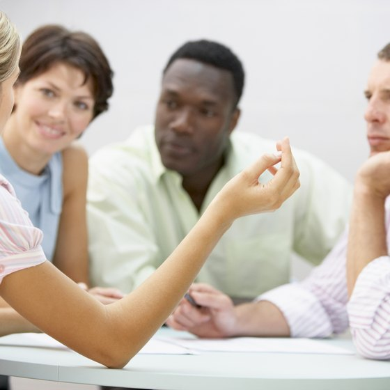 Don't narrowly lead focus group discussions other than to start topics.