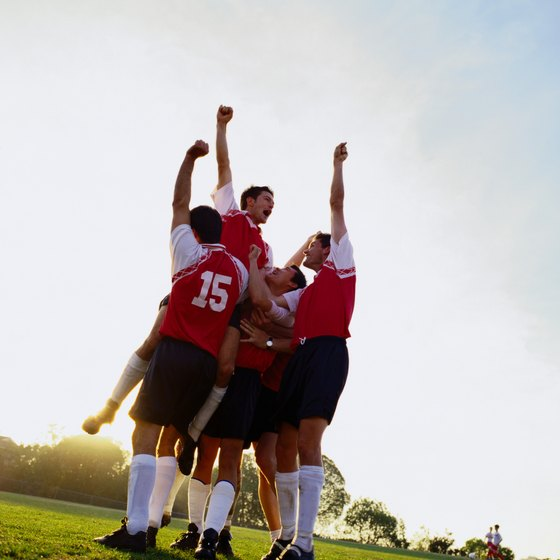 Team-building exercises can help foster a sense of team spirit.