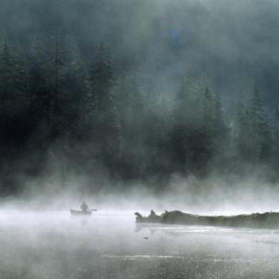 Adding Mist and Fog with Photoshop - Steve's Digicams
