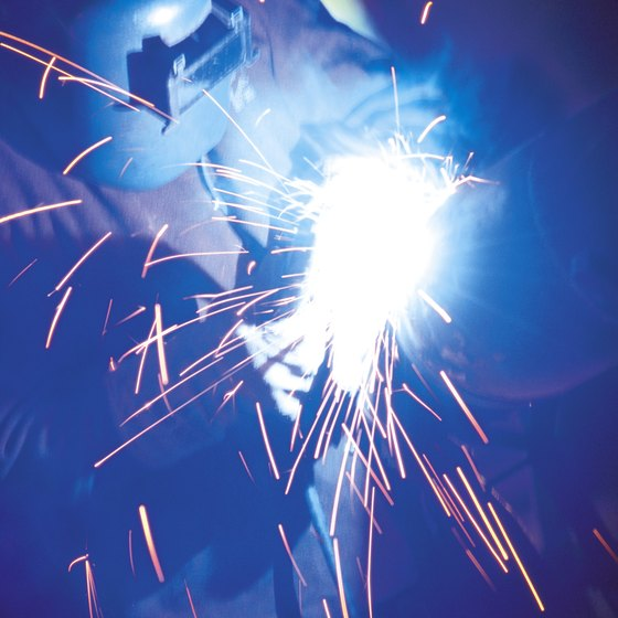 Welding companies need to set time aside each week to meet with prospective customers in order to keep the work coming in.