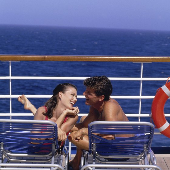 You'll never forget your first cruise.