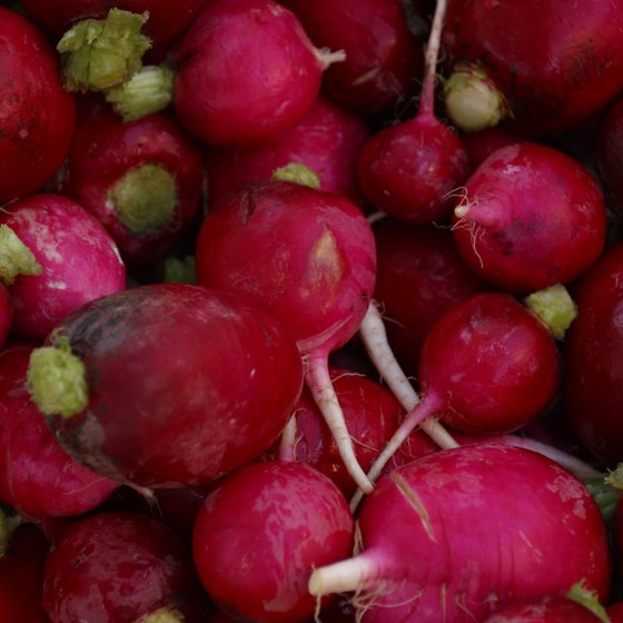 Juice radishes to make a beverage rich in potassium, folate and copper.