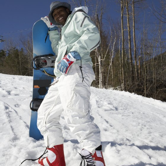 Take your time when sizing snowboard boots -- your feet will thank you on the slopes.