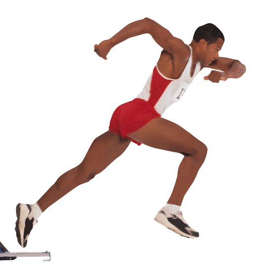 Home exercises such as wall drills hone the fast responses needed for increasing running speed.