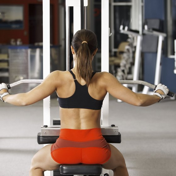 Weight lifting is one way to stimulate bone growth.