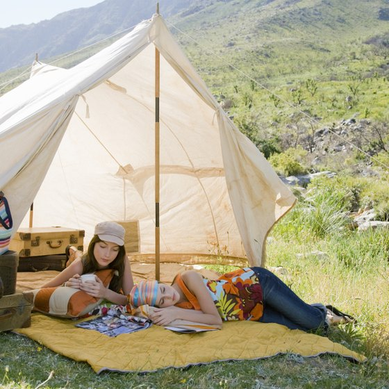 Las Vegas Apt Guide: Campgrounds In Mt. Charleston, Nevada