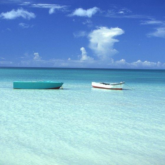 Antigua has dozens of beach spots to explore.