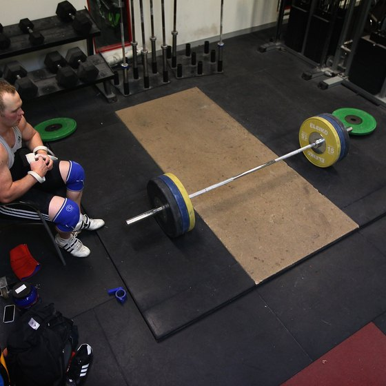 Tight hip flexors can impact on your deadlift strength.