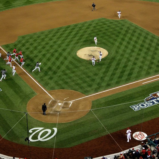 If you want to see a game at Nationals Park in D.C., plenty of lodging is nearby.