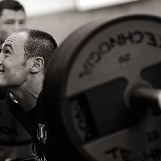 Building up to a 300 pound squat takes time.