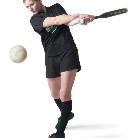 Plyometric exercises mimic many of the movements in softball.