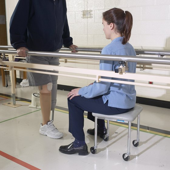 Rehabilitation exercises are typically forms of gentle exercises.